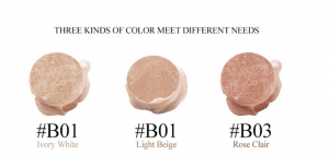 BIOAQUA BB Air Cushion Cream Shade 2