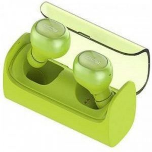 QCY Q29 In-Ear Music Bluetooth Headset With Mic - Green