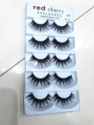 Red Cherry Eyelash 5Pairs Model 022