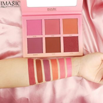 Imagic touch blush pallet