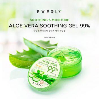 Love Jojo 99% Aloe Vera Gel Soothing