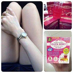 Gluta Berry Juice supplement 200000mg