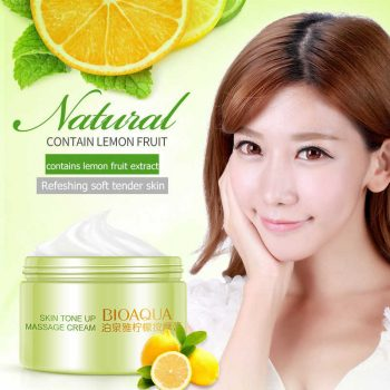 AliExpress BIOAQUA Lemon Massage Cream Exfoliating Moisturizing