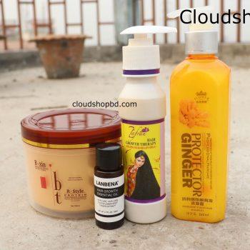 Hair Care Combo -Cloud Shop BD