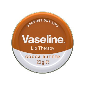 VASELINE Petroleum Jelly Lip Balm Tin Cocoa Butter 20 g