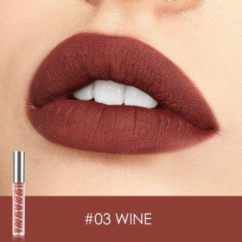 FOCALLURE Velvet Matte Liquid Lipstick shade 3