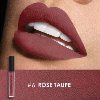 Focallure Waterproof Matte Liquid Lipstick Shade 6