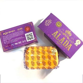 ALADA Magical Whitening Soap for Face and body 100% Authentic Cloud SHop BD cloudshopbd.com