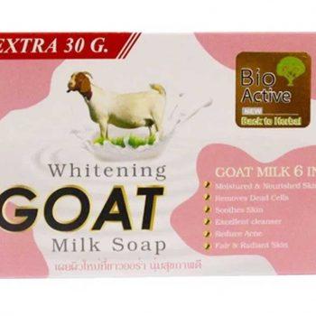 Bio Active Whitening goat milk Soap cloud shop bd cloudshopbd.com