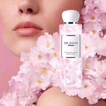 DR DAVEY Cherry blossom honey Body Wash
