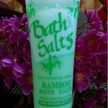 FASMC Bath Salts Body Massage Scrub Bamboo Cloud SHop BD cloudshopbd.com