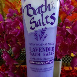 FASMC Bath Salts Body Massage Scrub Lavendar cloudshopbd.com