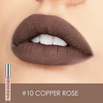 FOCALLURE Velvet Matte Liquid Lipstick shade 10