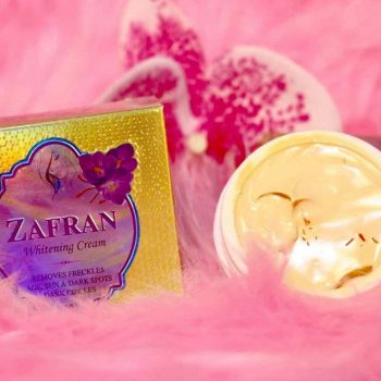 Zafran Whitening Cream