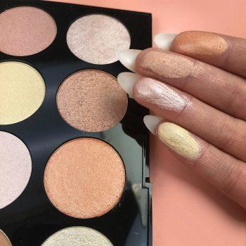 Technic Colour Fix Highlighter Palette - 16gm