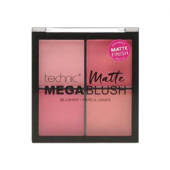Technic Matte Mega Blush Palette
