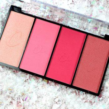 Technic Cool Edit blush palette