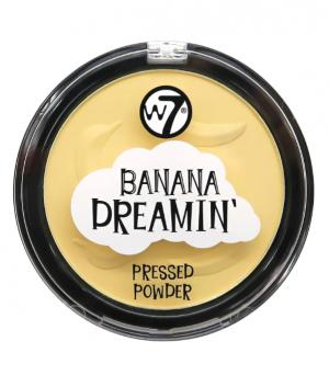 w7 banana dreamin pressed powder Cloud SHop Bd cloudshopbd.com