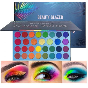 6970201940426 Beauty Glazed Color Fusion 39 Color Eyeshadow Palette