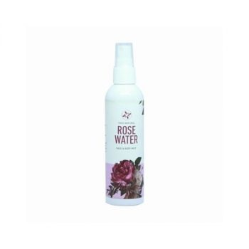 Skin Cafe 100% Natural Rose Water Face And Body Mist