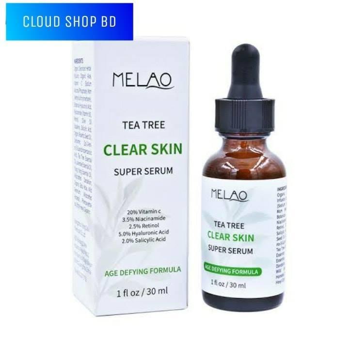 Melao Tea tree clear skin serum