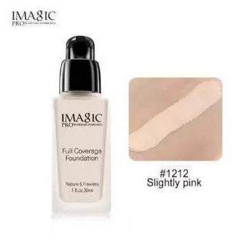 IMAGIC FULL COVERAGE FOUNDATION #1212 Slightly Pink