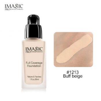IMAGIC FULL COVERAGE FOUNDATION #1213 Buff Beige