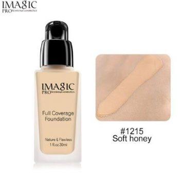 Exclusive IMAGIC FULL COVERAGE FOUNDATION #1215 Soft Honey