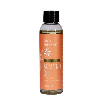 Benefits of Using Almond Oil – Vanishes dead cell. Keeps hair soft and dehydrated if done massage after bath. Cure for thinning hair and hair loss. Makes hair long and healthy. Rough and chapped lips get soft and pink using the oil. Can be used as hand and foot cream. Diminish under eyes dark circle if massaged in the exact place. Ingredients Rich with antioxidants and essential fatty acids. Proteins and vitamins such as vitamin A, B, D and E available. Storage Store the oil in cool and dry place. Keep it always away of heat, light and odor. Suggested use For Hair To moisturize the scalp apply the oil 2-3 times a week and massage the oil on scalp precisely. Soak a towel in hot water and wrap up the head with towel. This process downsizes hair fall. Massage the scalp with the oil; it boosts up scalp's blood circulation and vanishs dead cells. After taking bath massage hair with almond oil. This treatment will not only keep hair soft and dehydrated but also keep hair shiny. Having fatty acid and vitamin E present in almond oil, the oil has spectacular moisturizing properties in it. To do away with dandruff massage scalp with almond oil. This treatment will vanish the dead cells and nourishes the hair. There is another way by which it will be ensured that hair is dandruff free. For that, make a mixture of almond oil with powdered amla and apply the mixture on hair. Then leave it for half an hour and afterwards wash hair well. This treatment will ensure not only dandruff-free hair but also soothe scalp. Furthermore, massage the scalp with the oil; it will boost up scalp's blood circulation. Mix almond oil, Castrol oil and olive oil in equal level for massaging hair with the mixture. Apply the mixture twice a week and this treatment will not only strengthen hairs but also ensure hair growth. For skin Use the oil as hand and foot creams. The zinc belonging to the oil soothes skins and alleviates cracked heels. Use Almond oil on skin to get protection from tan and sun burn