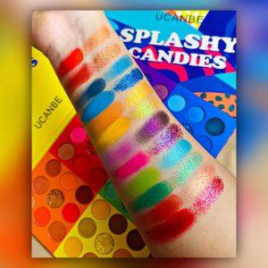 ucanbe splashy candies