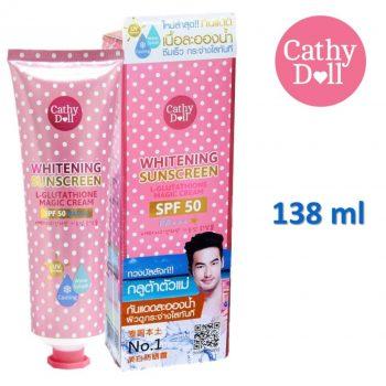 Cathy Doll SPF 50 Whitening Sunscreen