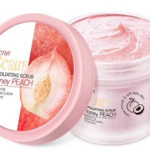 Fenvi Exfoliating Honey Peach Brightening Body Scrub