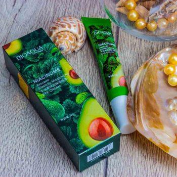 BIOAQUA Niacinome Avocado Elasticity Moisturizing Eye Cream 20g