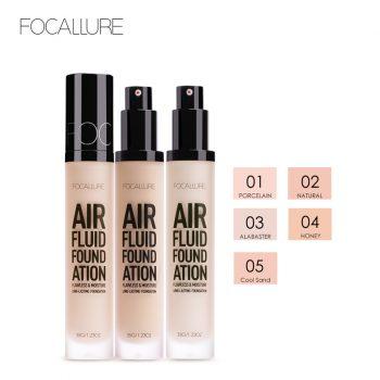 FOCALLURE AIR FLUID FOUNDATION FA66