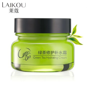 LAIKOU Green Tea Moisturizing Hydrating Oil Control Whitening Cream