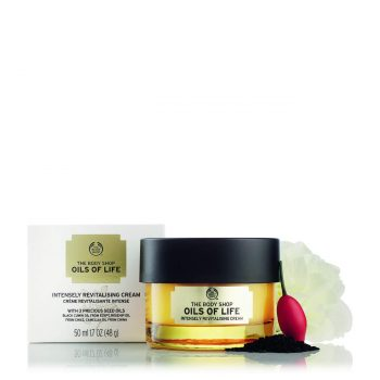 The Body Shop Oils Of Life Intensely Revitalising Cream (50ml)