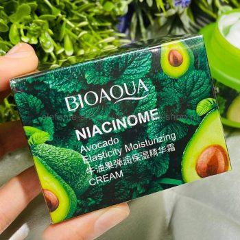 BIOAQUA Niacinome Avocado Elasticity Moisturizing Cream 50g