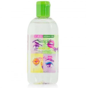 Simple Kind to Skin Eye Makeup Remover (125 ml)