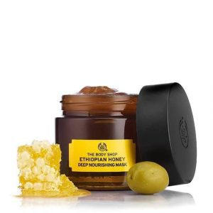 The Body Shop Ethiopian Honey Deep Nourishing Mask (75 ml)