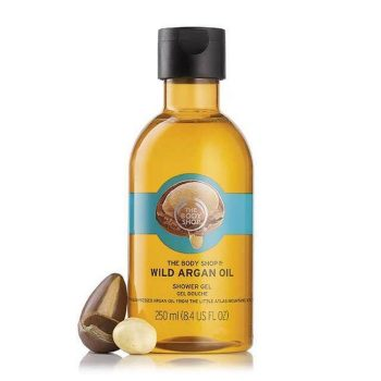 The Body Shop Wild Argan Oil Shower Gel (250 ml)