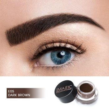 imagic brow pomade dark brown