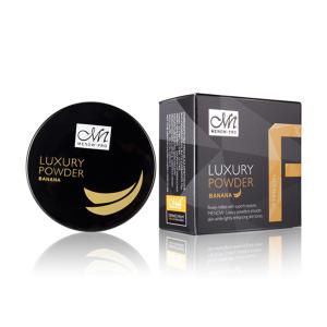 Menow Luxury Banana Powder Oil Control Waterproof Setting Powder Makeup Loose Powder ( 15 g )