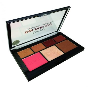 Technic Colour Max Face and Eyes Palette 3pcs One Shade Each
