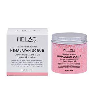 MELAO Himalayan Salt Scrub (340 g)