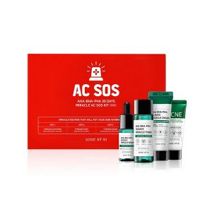 AHA, BHA, PHA 30 Days Miracle AC SOS Kit