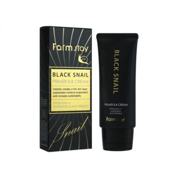 FARM STAY Black Snail Primer BB Cream 50g