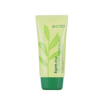 FARM STAY Green Tea Seed Moisture Sun Cream 70g