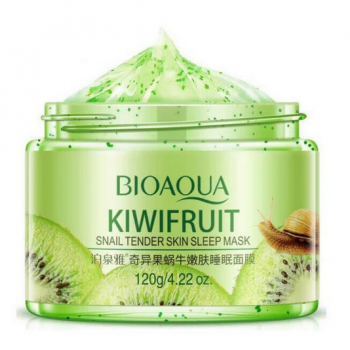 Kiwifruit Snail Tender Skin Moisturizing Mineral Sleep Mask