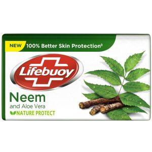 Lifebuoy Soap Bar Neem and Aloe Vera 75gm