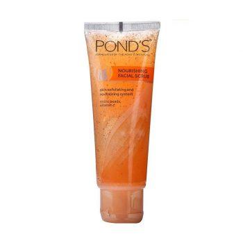 Ponds Nourishing Facial Scrub - 100g